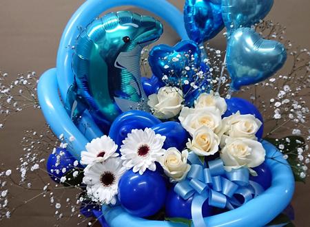Balloon A:バルーン アレンジメント